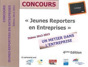 logo concours jeunes reporters