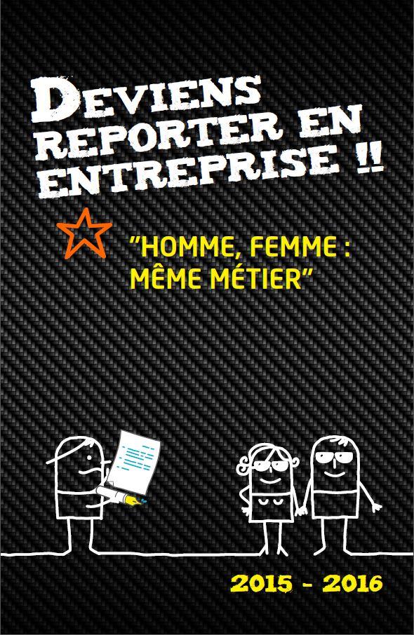 GUIDE DU REPORTER