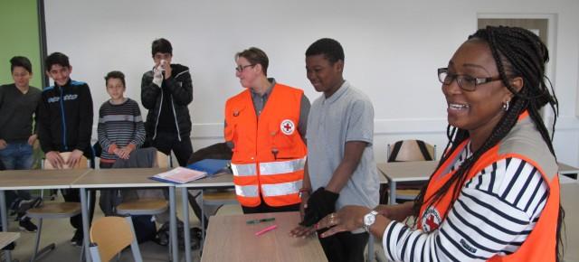 Sensibilisation auprès des délégués de classe