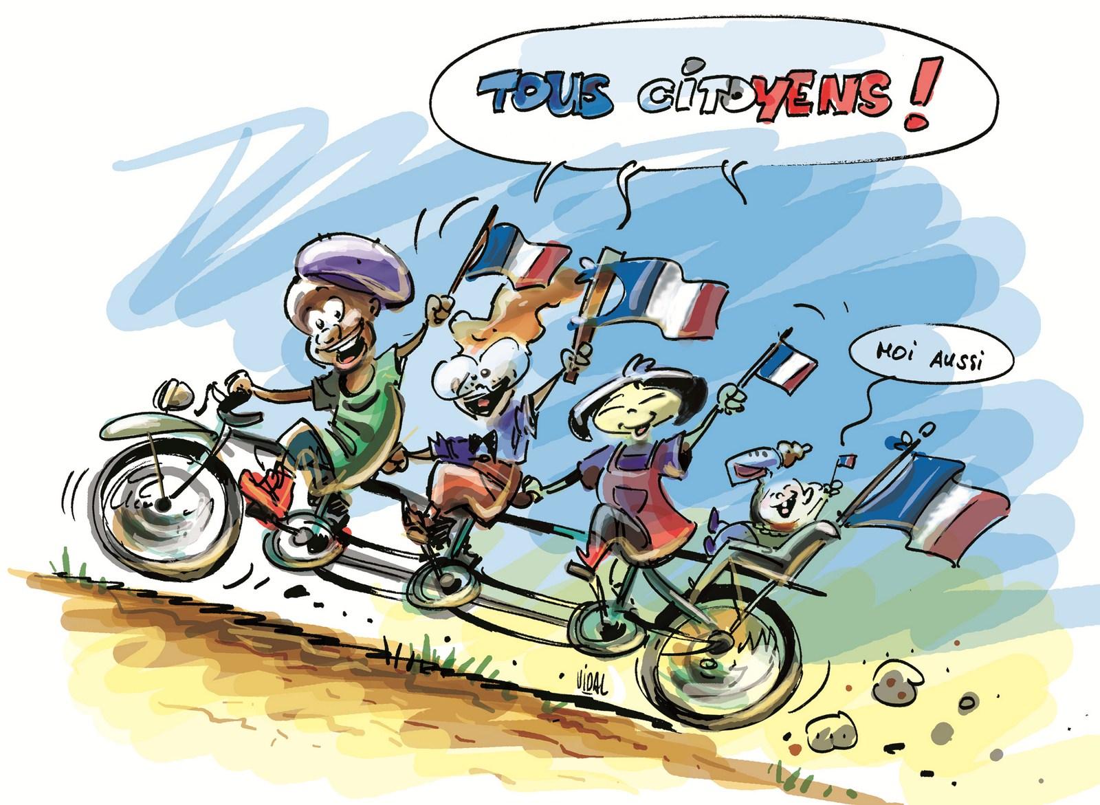 La citoyenneté à la française 2