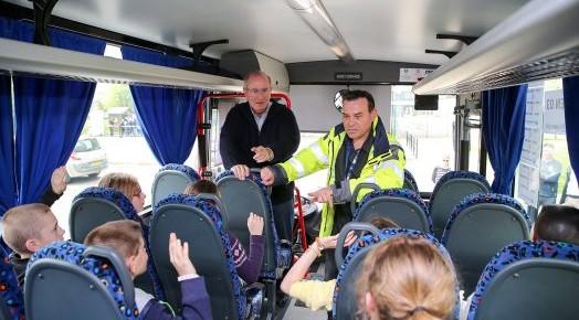 Prévention dans les transports scolaires